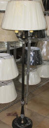 3 light floor lamp shade
