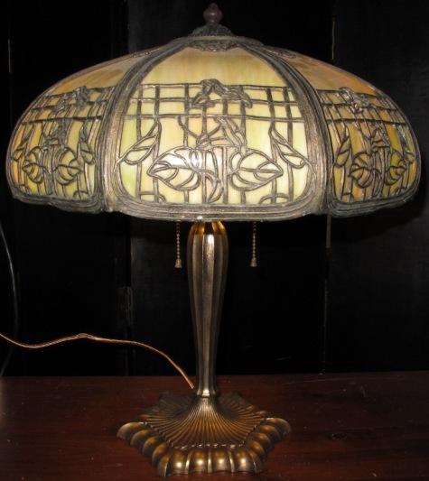 Slag Lamps