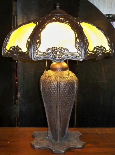 slag lamps. Black Bedroom Furniture Sets. Home Design Ideas