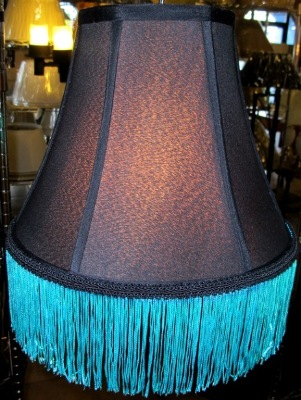Custom Lamp Shades Of Silk Metal Mica Linen Paper