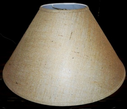 Burlap Lamp Shades By Lamp Shade Outlet