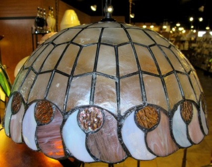 Tiffany Chandeliers Stained Glass Hanging Lamps