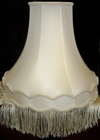 Old Fashioned Lamp Shade: Victorian lamp shade fringe trim Antique lamp shade KMB20315 ...,Lighting