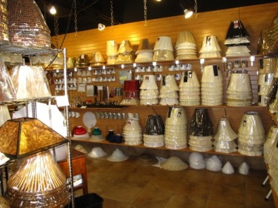 Lamp Shop Visit Us