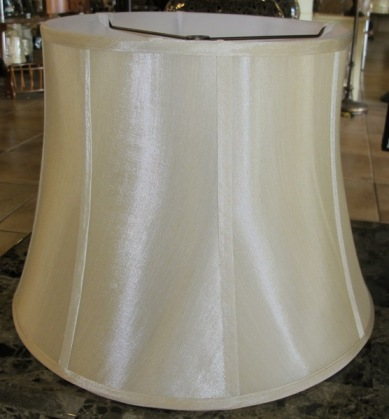 Tall drum lamp shades 16x18x19 drum shade silk beige mozeypictures Image collections