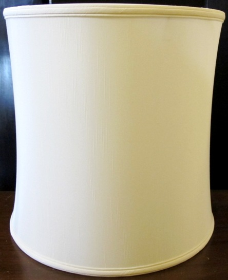Drum Shade Tall Bell Curved Sides