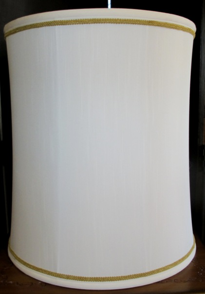 18 Tall Drum Lamp Shade