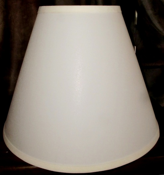 Fabric lamp shades of cotton polyester fabric lamp shade cream color aloadofball Image collections
