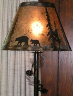 shop floor pine collections shade lamp w twig coast leather floors and tree rustic lamps