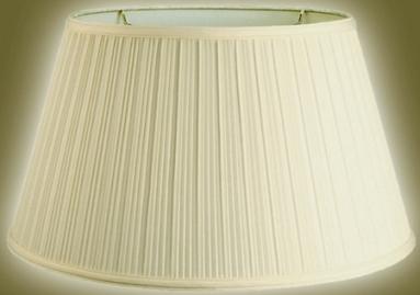 Floor lamp shades for standing pole lamps floor lamp shade mushroom pleated aloadofball Choice Image