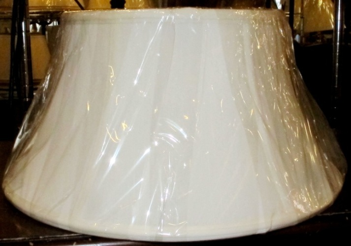 Bouillotte lamp shades light database light ideas for Baldwin brass floor lamp shades
