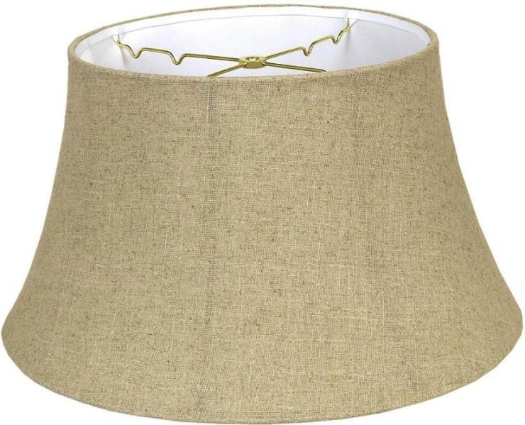 Floor lamp shades for standing pole lamps 13x19x11 floor lamp shade natural linen aloadofball Gallery
