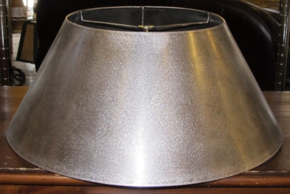 Metal lamp shades made of steel in custom sizes shapes and bouillotte shape metal lamp shade aloadofball Choice Image