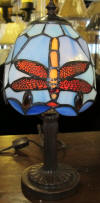 Mini Tiffany lamp