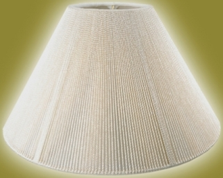 Coolie lamp shades with wide bottoms and narrow tops modern wide coolie lamp shade string aloadofball Image collections