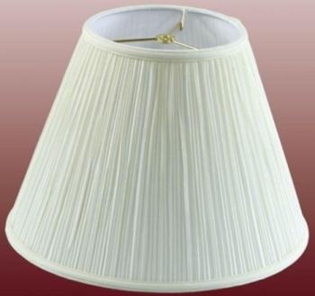 ... Mushroom Pleated Lamp Shade