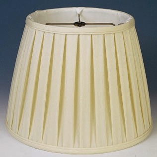 Pleated Lamp Shade English Style