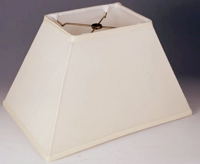 Rectangle Lamp Shade Tapered