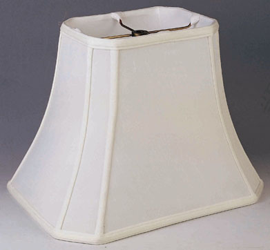 Rectangle Lamp Shades With Elongated Square Shapes