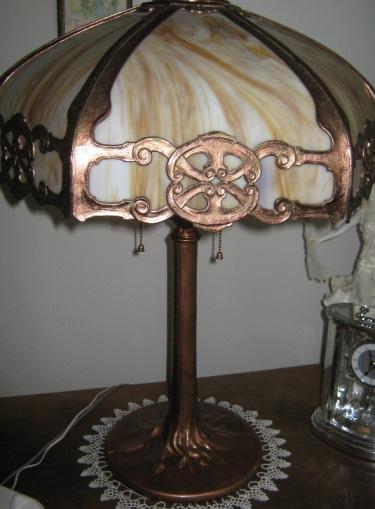 Lamp Refinishing Polishing Buffing Painting Patina