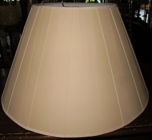 Paper Lamp Shades Made Of Heavy Parchment
