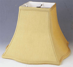 ... Square Lamp Shade French Style