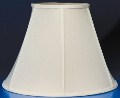 Great 10x20x15 $129, Table Lamp Shade Silk Empire