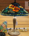 Tiffany lamp lily shade