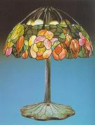 Tiffany lotus lamp Most expensive lamp in the world