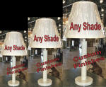 Hotel lamps - Wholesale lamps ivory finish