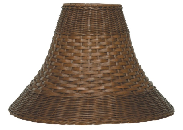 Wicker Lamp Shades Plus Real Rattan Bamboo Seagrass